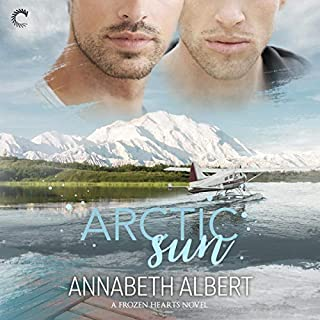 Arctic Sun     Frozen Hearts, Book 1              Written by:                                                                                                                                 Annabeth Albert                               Narrated by:                                                                                                                                 Cooper North                      Length: 10 hrs and 34 mins     2 ratings     Overall 4.5
