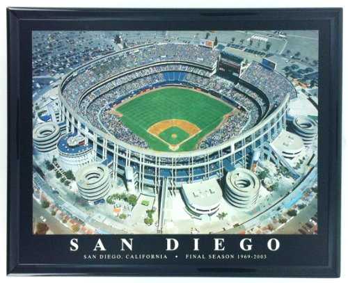 Tony Gwynn San Diego Padres MLB Framed 8x10 Photograph Hall of Fame 2007 Collage