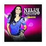 Nelly Furtado Leinwand-Poster, Album-Cover, Mi Plan,