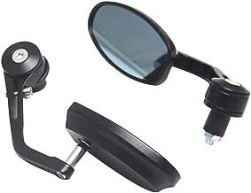 Espejo retrovisor izquierdo apto para BMW R 850 900 1100 1200 1150 RT