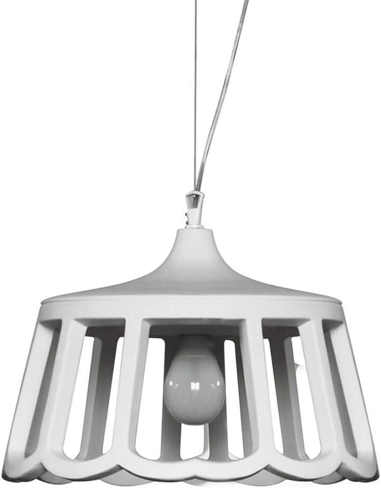 Karman le pupette, lampada a sospensione Ø44 cm, in ceramica SE1311B INT