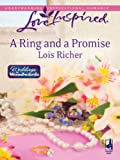 A Ring and a Promise (Weddings by Woodwards Book 3)