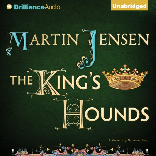 The King's Hounds audiobook cover art