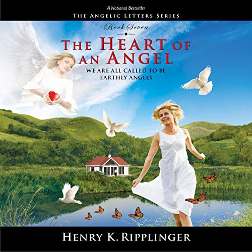 The Heart of an Angel audiobook cover art