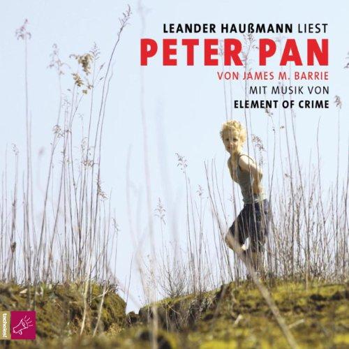 Leander Haußmann liest Peter Pan Titelbild