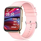 TagoBee Smartwatch Mujer,IP68 Impermeable con 1.69' Táctil...