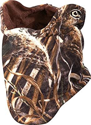 Drake Realtree Max5 Camo Fleece Neck Gaiter