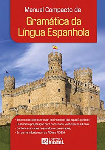 Manual Compacto de Gramática da Língua Espanhola - Ensino Médio