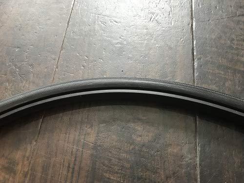 Riderz Cafe(ライダーズカフェ) 700C×23C ノーパンクタイヤ チューブレスタイヤ ブラック