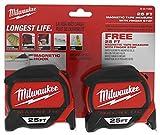 Milwaukee Tape Measures