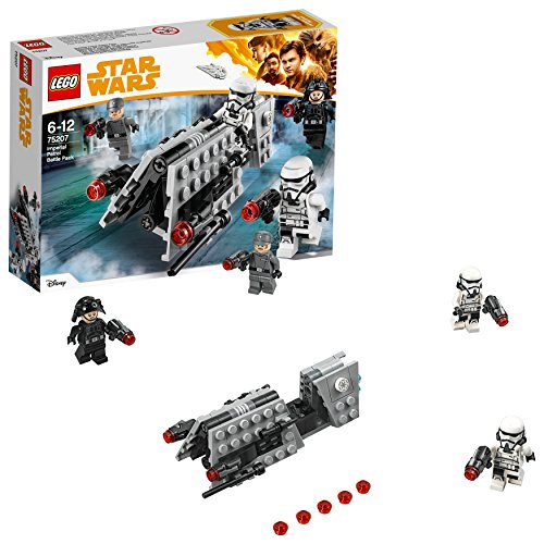 LEGO Star Wars TM - Pack de combate: patrulla imperial (75207)