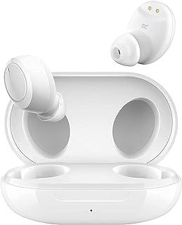 (Renewed) Oppo Enco W11 Wireless Bluetooth Earphone with Mic (White)