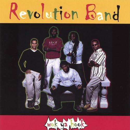 His Majesty Baker Jr & Revolution Band