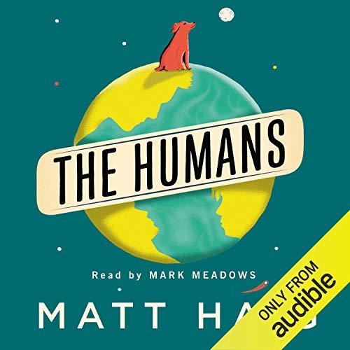 Couverture de The Humans