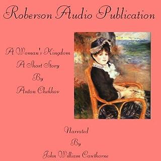 A Woman's Kingdom audiobook cover art
