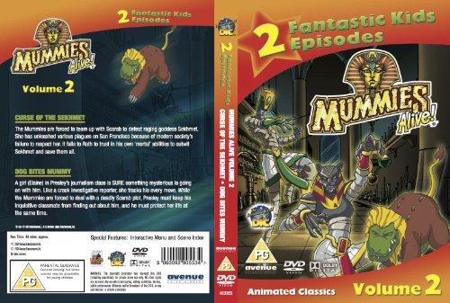 Mummies Alive - Vol. 2 [UK Import]