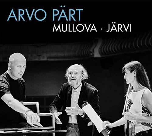 Arvo Pärt - Tabula Rasa, Fratres, Silentium u.a.