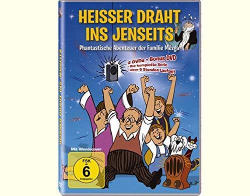 DVD Heisser Draht ins Jenseits 2 DVDs - Ossi Produkte