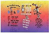 YeeATZ Jigsaw Puzzle de 1000 piezas, diseño del Dr. Seuss