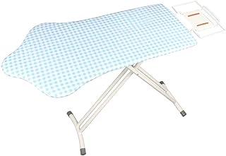 RTSFKFS Table à Repasser Hangeur de Planche à Repasser, 100x52 cm, Maison Pliante Home Extra Grand Plaque DE Fer ÉLECTRIQU...