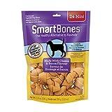 SmartBones SmartBones Bacon & Cheese Mini Bones 24ct