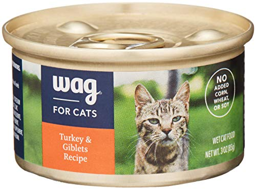 Wag Wet Cat Food