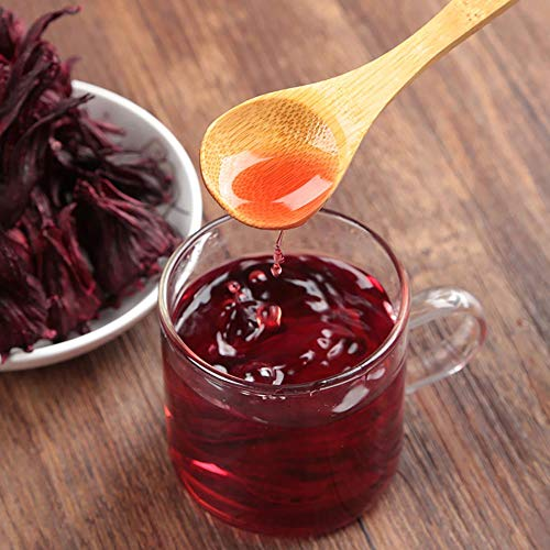 バラの花 洛神花(ハイビスカス茶)80g (40g*2) 花茶 玫瑰茄 花 女性にとても人気があります ノンカフェイン 自然栽培 無添加 漢方 養生茶