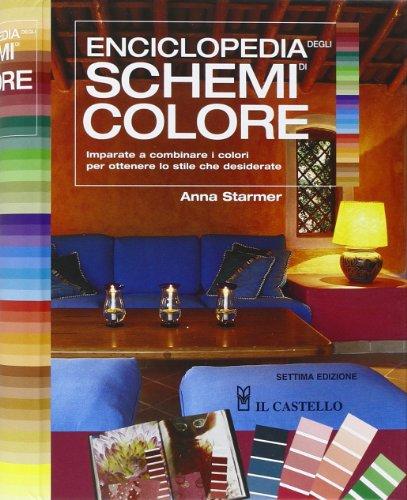 Enciclopedia degli schemi di colore. Imparare a...