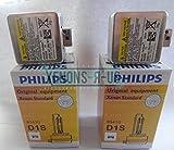 Original Philips HID–D1S D1S Xenon Leuchtmittel Modell: 9285141294