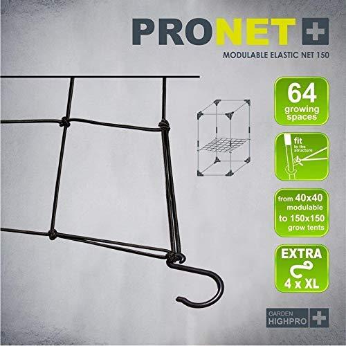 Garden Highpro Pronet 150 modulares Netz 60x60 bis 150x150cm
