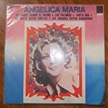 Angelica Maria Con El Mariachi Mexico (Famoso // Vinyl)