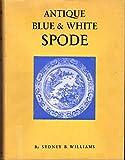 Antique Blue & White Spode
