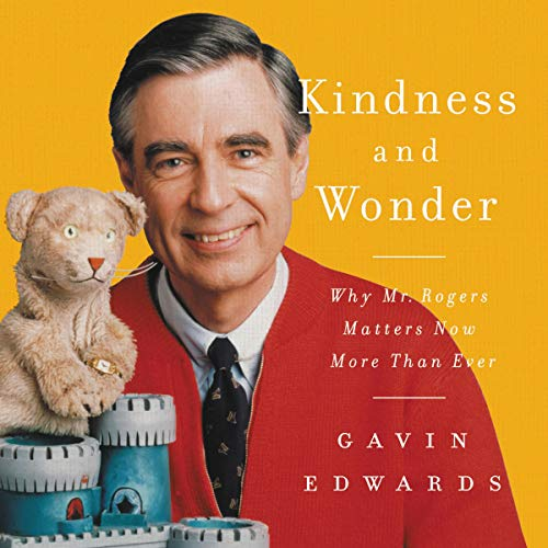 Kindness and Wonder audiobook cover art