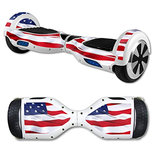 MightySkins Protective Vinyl Skin Decal for Hover Board Self Balancing Scooter Mini 2 Wheel x1 Razor