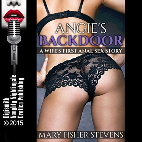 Angie's Backdoor audiobook cover art