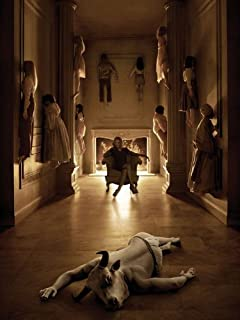 American Horror Story 24X36 TV Series Poster (THICK) - Evan Peters, Jessica Lange, Lily Rabe by World Mall Group