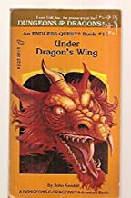 Under Dragon's Wing, No.15 (Dungeons & Dragons Adventure Book)