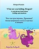Bilingual Russian: Dragon picture book: Children's English Russian Picture book (Bilingual Edition),Russian childrens books,Children's books in ... Picture books) (Volume 4) (Russian Edition)