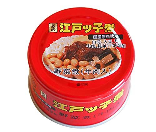 金千両 江戸ッ子煮GK缶  6缶