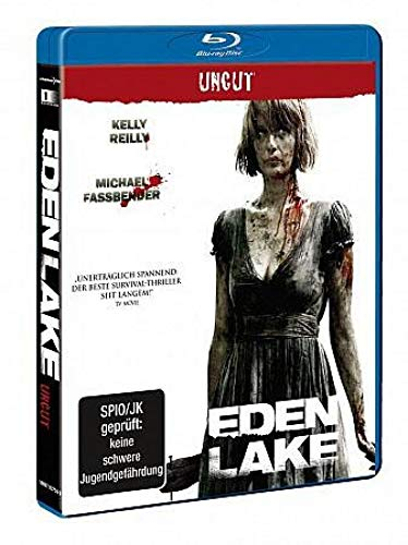 Eden Lake - Limited Unrated Edition - Blu-ray