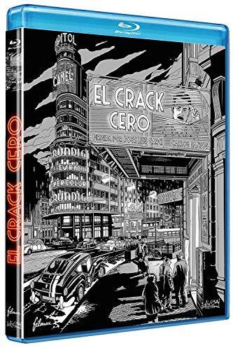 The Crack: Inception (2019) ( El crack cero ) [ Spanische Import ] (Blu-Ray)