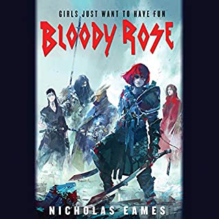 Bloody Rose cover art