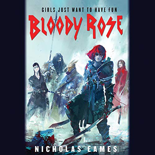 Page de couverture de Bloody Rose