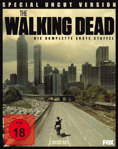 The Walking Dead - Staffel 1 (Special Uncut Version) [Blu-ray]