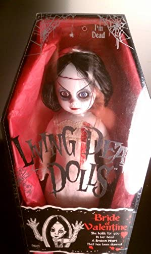 Living Dead Dolls  Bride of Valentine - Series 3 by Mezco