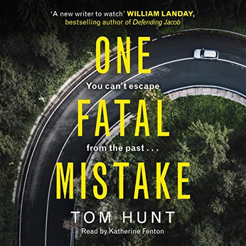 One Fatal Mistake audiobook cover art