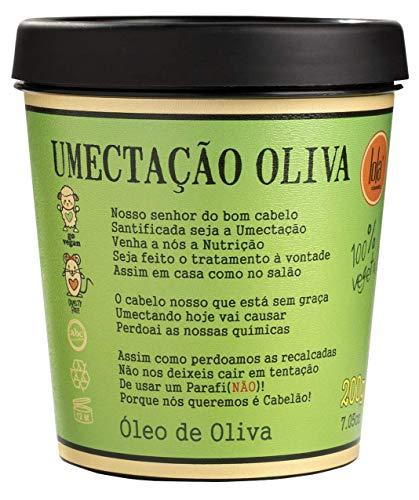 Lola Cosmetics UMECTAÇÃO Oliva - MÁSCARA 200G, único, estándar