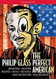 Glass: The Perfect American (Teatro Real, 2013) [Alemania] [DVD]