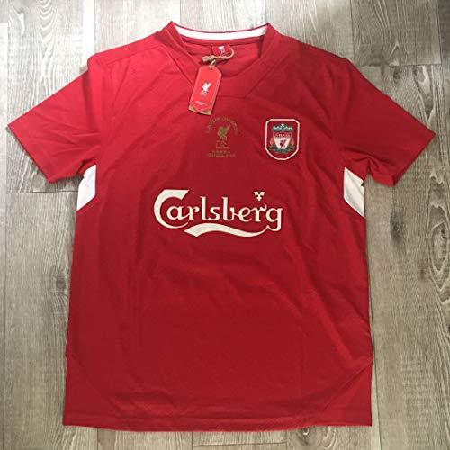 リバプール ジェラード イスタンブール記念シャツ ユニフォーム リヴァプール Liverpool サッカー
