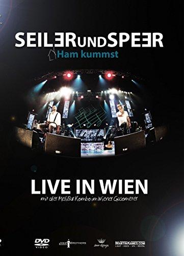 Seiler und Speer: Ham Kummst - Live in Wien [DVD]